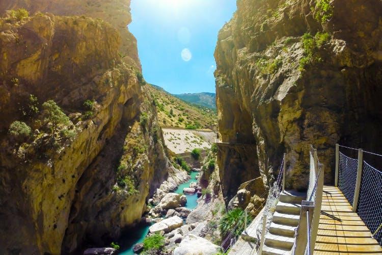 Wandel mee in de prachtige natuur van Andalusië