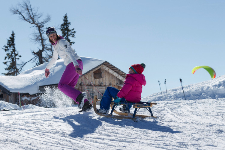 Ga mee, schaatsen op de Weissensee