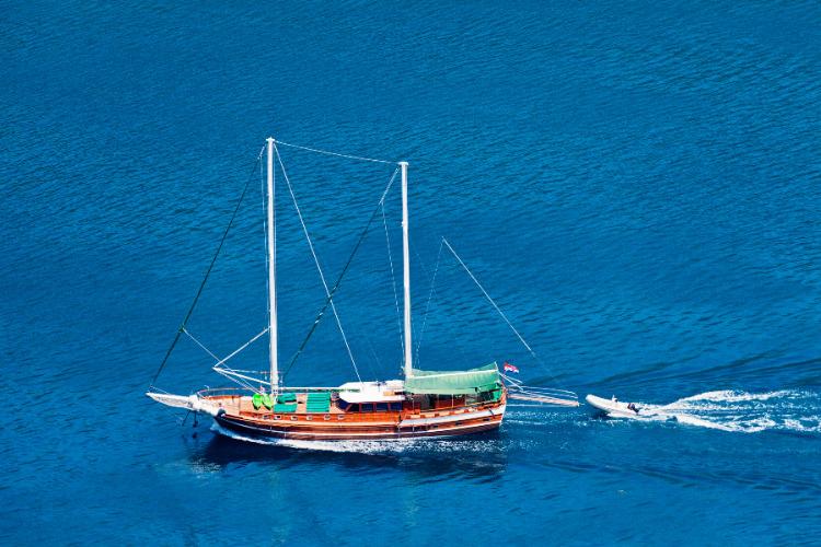 Een avontuurlijke eenouder cruise vakantie