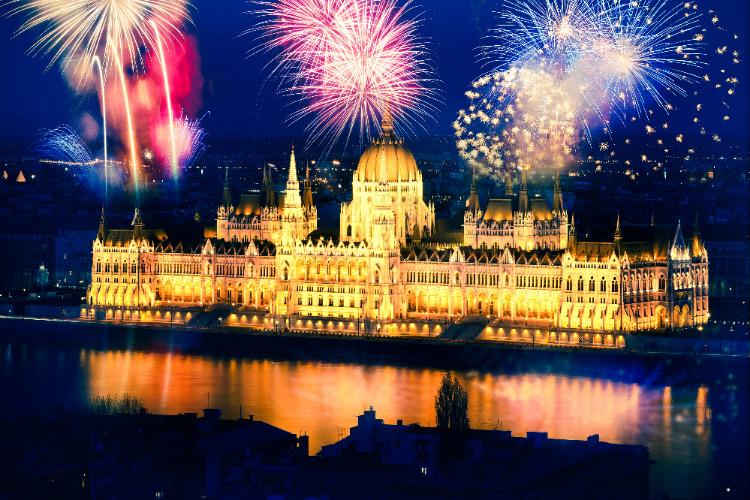 Kerst of Oudjaar vier je in Boedapest