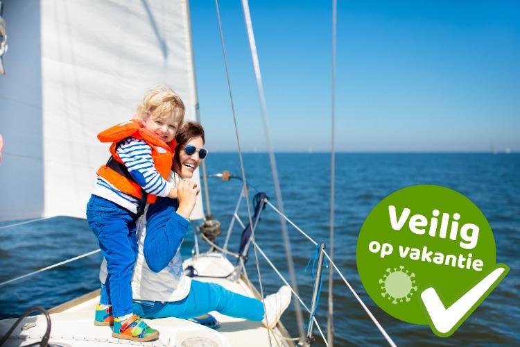 Eenoudervakantiegids.nl komt met label 'Veilig op vakantie'