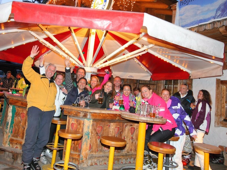 Singlereis Wintersport in Zell am See