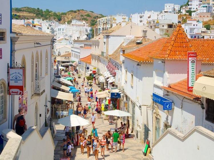Singlereis Strand en Feest Albufeira, Portugal