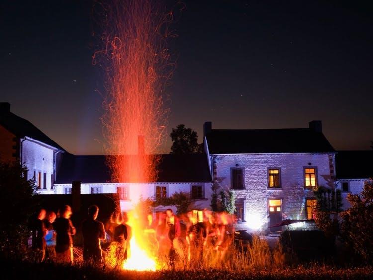 Singlereis Weekendjeweg (HBO-WO) Landhuis in St. Hubert