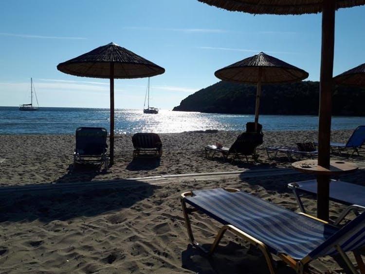Singlereis Zon, Zee en Strand Ammoudia