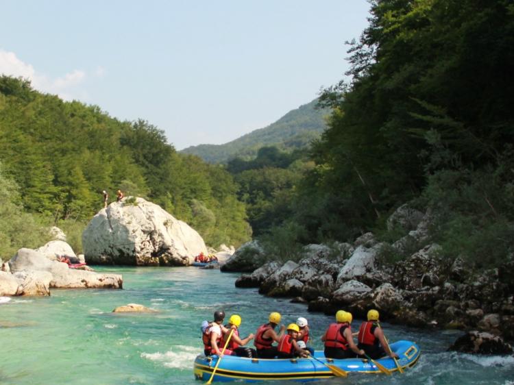 Singlereis Rondreis  Slovenië