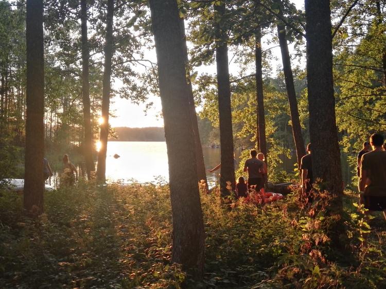 Singlereis Kanotrekking in Zweden