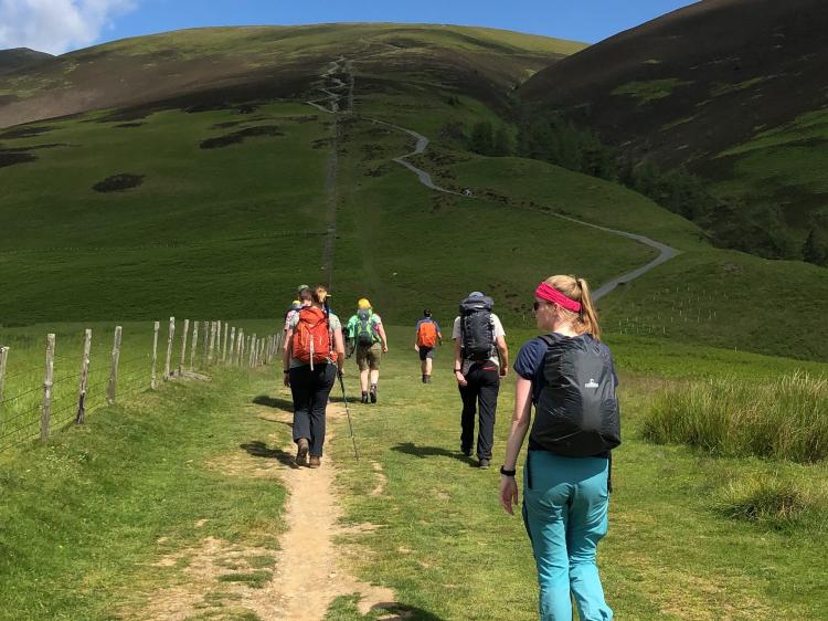 Groepsreis Wandelen in Noord-Engeland