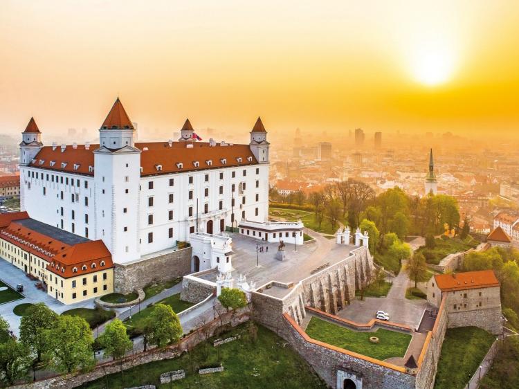 Groepsreis Actief avontuur Slowakije