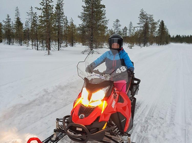 Groepsreis Actieve Winterreis Fins Lapland