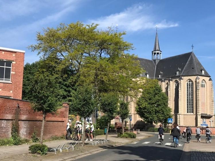 Singlereis in België Er even tussenuit