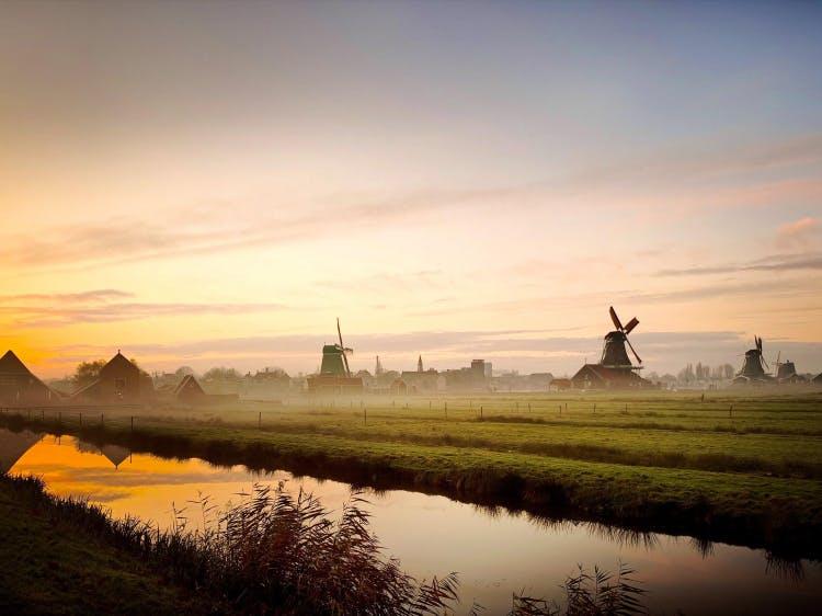 Groepsreis Kanotrekking door Friesland