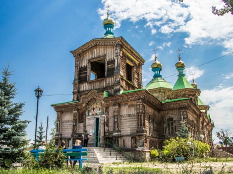 Singlereis Kirgizië 16-daagse rondreis