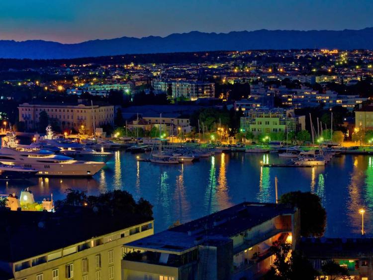 Singlereis Actief in Kroatië