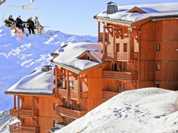 Singlereis Wintersport in Val Thorens