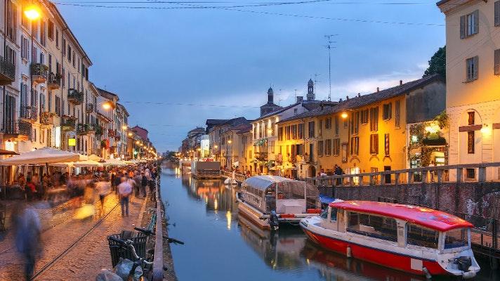 Weekend stijlvol genieten in Milaan, Italie