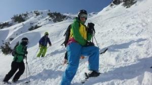 Single wintersport vakantie naar Canada