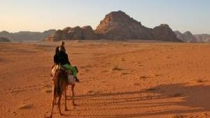 Single reizen door Jordanie