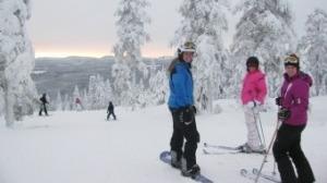 Ontdek het winterparadijs Dalarna in Zweden