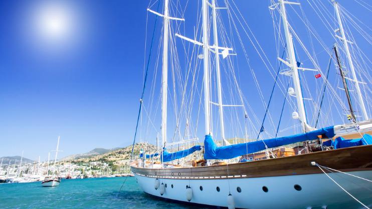 Single Cruise Turkije
