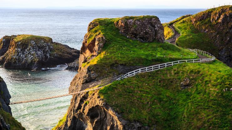 Singlereis naar Ierland, land van uitersten