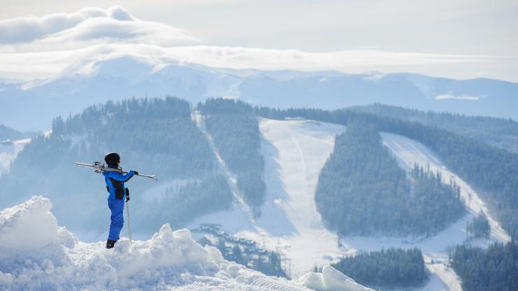 Single wintersport vakanties met gratis les!