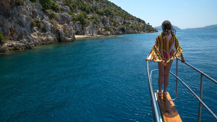 Cruise voor alleenstaande ouders
