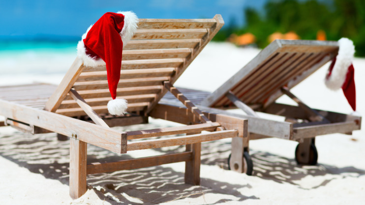 Lekker weg met Kerst en Oudjaar?