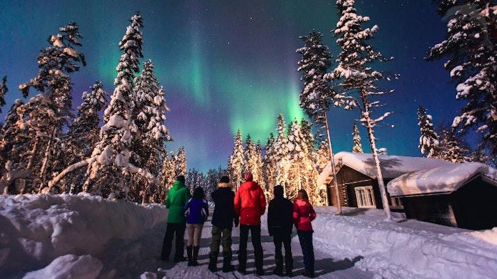 Lapland als avontuurlijke singlereis