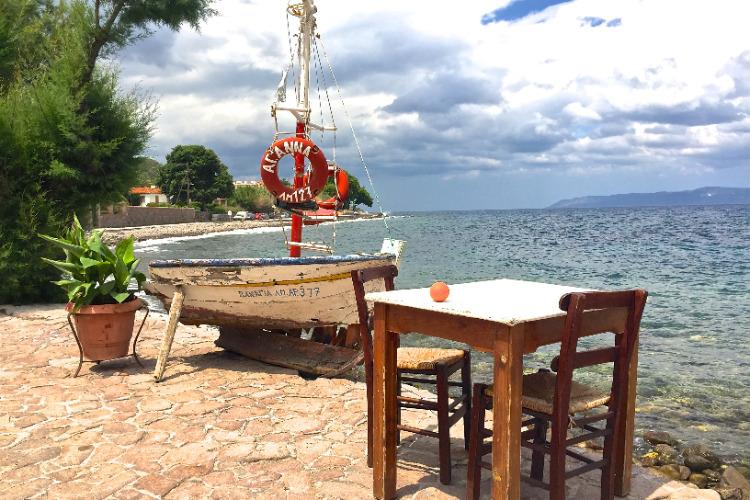 Lesbos voor een unieke zonvakantie