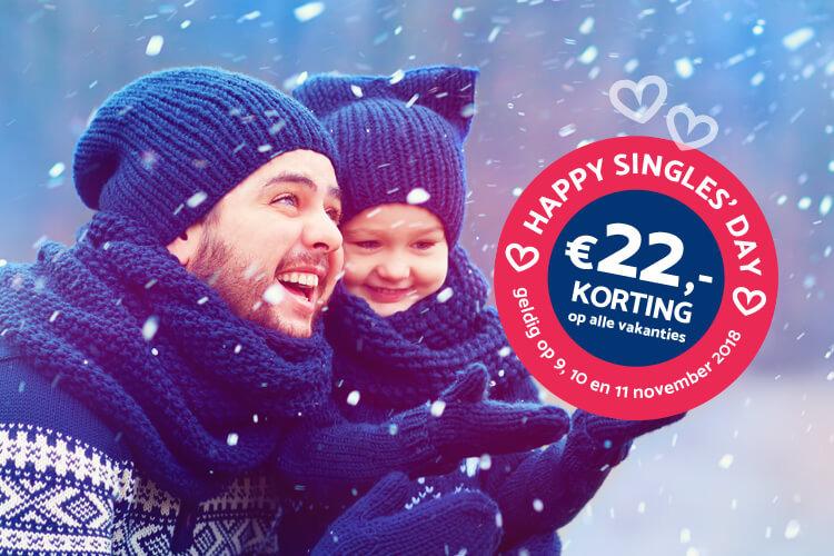 Happy Singles' Day voor alleenstaande ouders