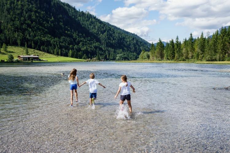 Eenoudervakantie in het o, zo mooie Oostenrijk