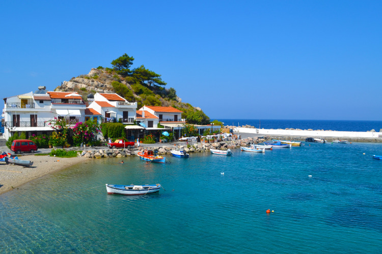 Singlereizen Samos Griekenland