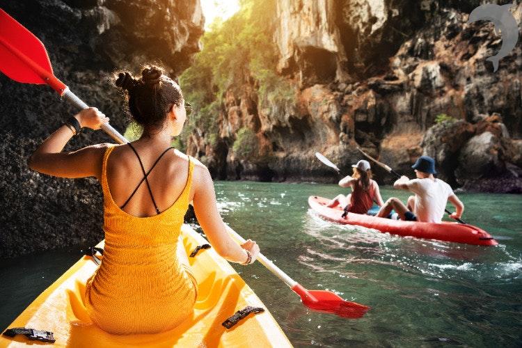 Actieve reizen voor avontuurlijke singles