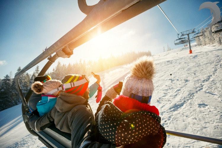 Geweldige wintersportvakantie (HBO+) in St. Anton Oostenrijk