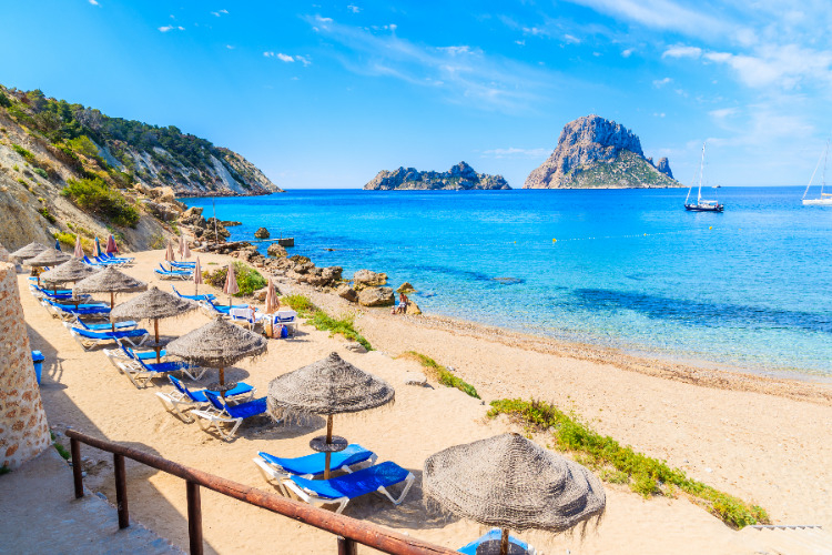 We're going to Ibiza – Es Canar