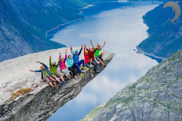 Noorwegen opent de grenzen voor ons