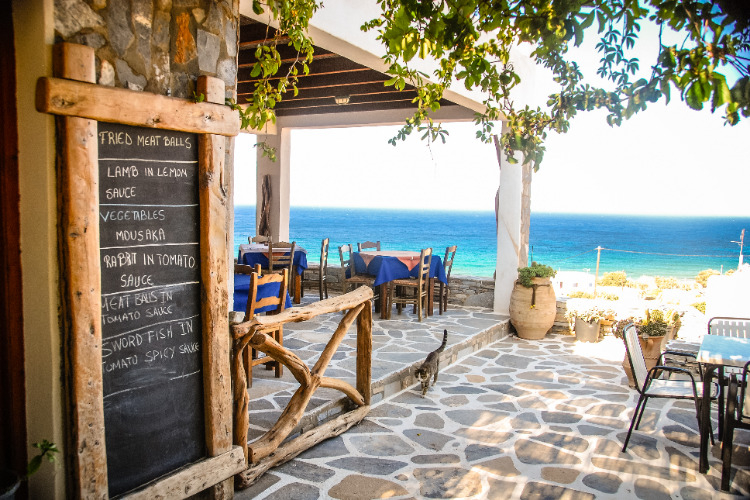 Zomers genieten in het Griekse Ammoudia