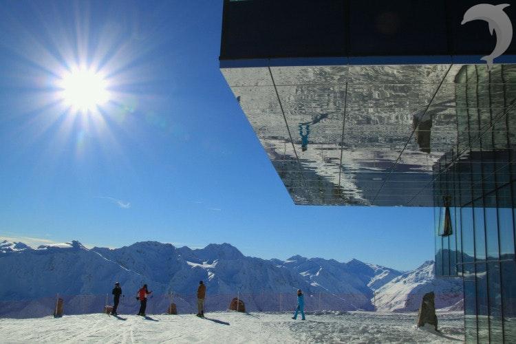 Veilig op wintersport naar Frankrijk