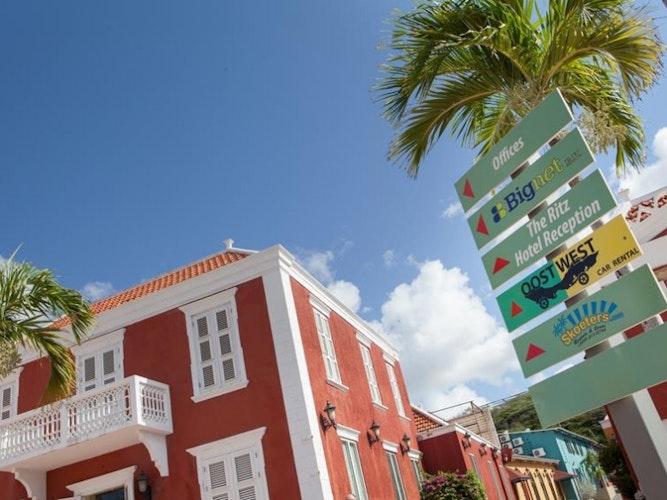Singlereis Zon, Zee en Strand op Curaçao