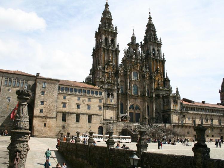 Singlereis Wandelen naar Santiago de Compostela