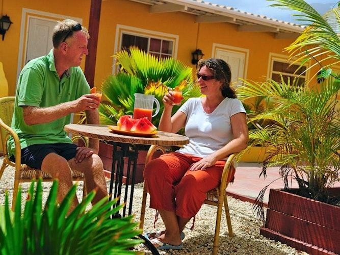 Singlereis Duikvakantie Bonaire  het Duikersparadijs