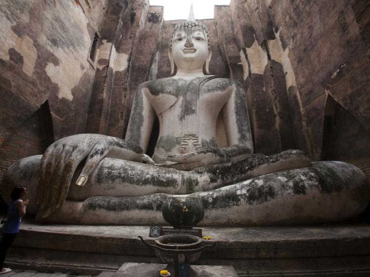 Singlereis Thailand Avontuurlijk