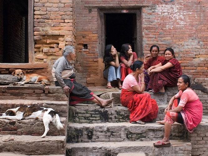 Singlereis Nepal Het land van Kumari