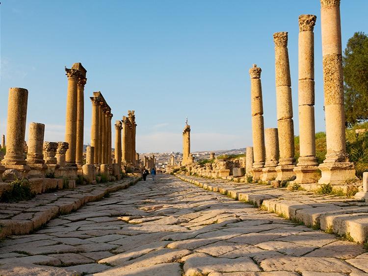 Singlereis Jordanië 8-daagse rondreis