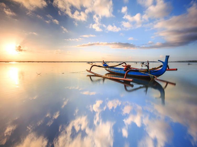 Singlereis Indonesië Bali