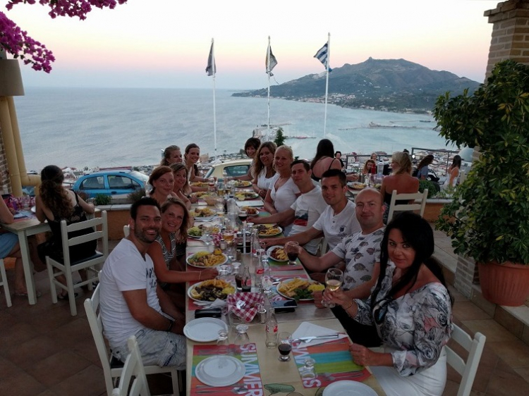 Jongerenreis Strand en Feest op Zakynthos