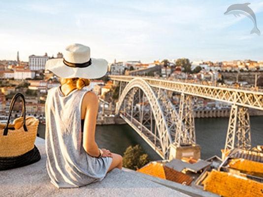 Singlereis Lissabon en Porto Stedentrip