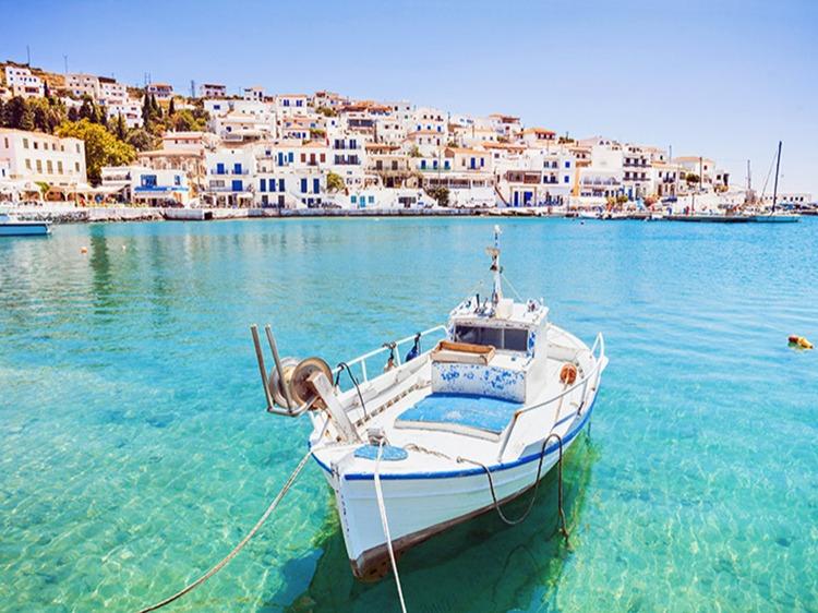 Singlereis Griekenland eilandhoppen