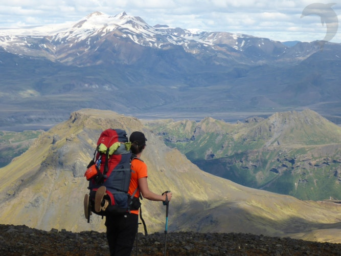 Groepsreis Wandeltrekking IJsland